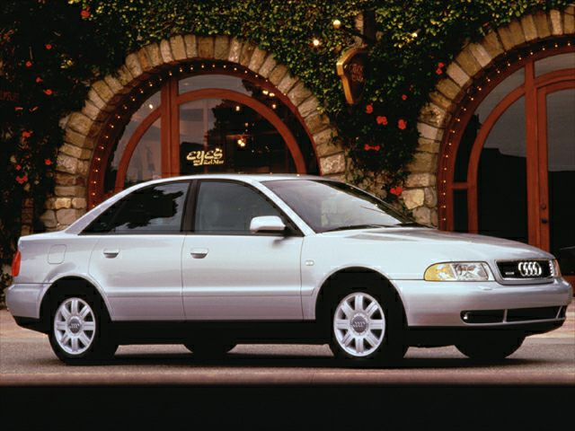 2000 Audi A4