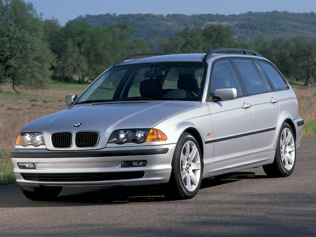 2000 BMW 323