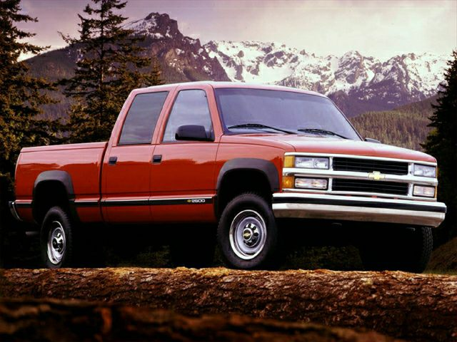 2000 Chevrolet C3500