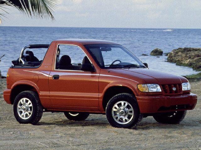 2000 Kia Sportage