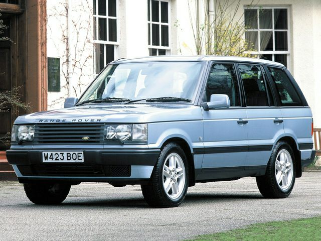 2000 Land Rover Range Rover