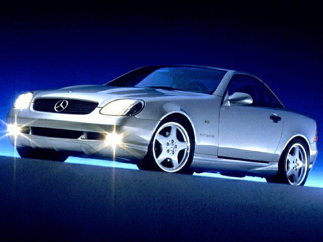 2000 Mercedes-Benz SLK-Class
