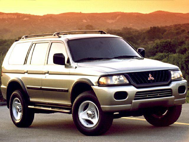 2000 Mitsubishi Montero Sport