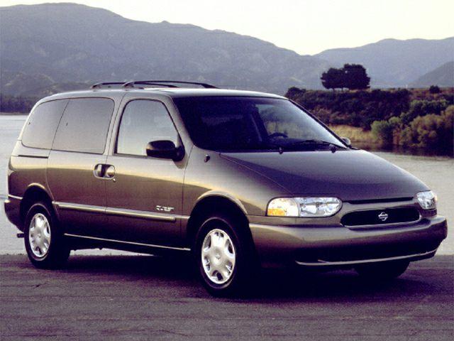 2000 Nissan Quest