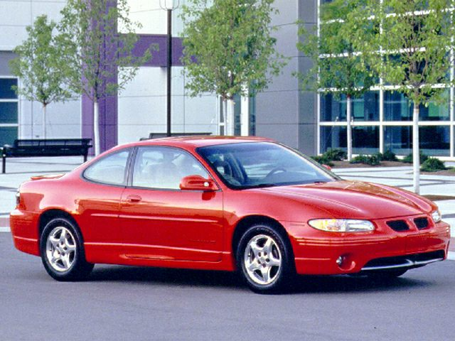 2002 Pontiac Grand Prix