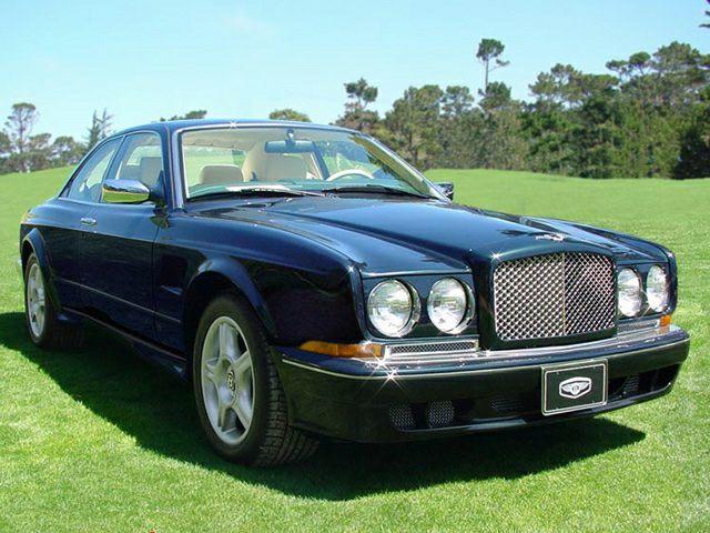 2001 Bentley Continental