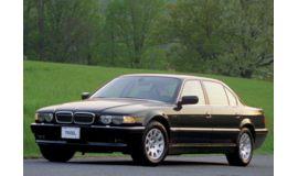 2001 BMW 750