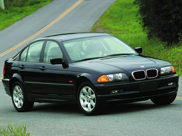 2001 BMW 330