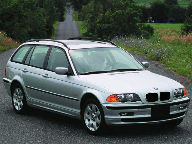 2001 BMW 325