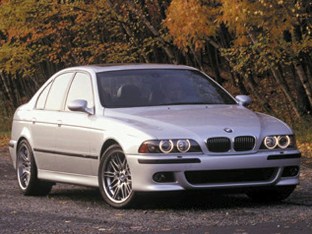 2001 BMW M5