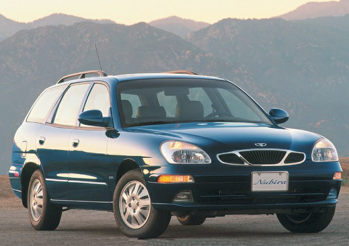 2002 Daewoo Nubira