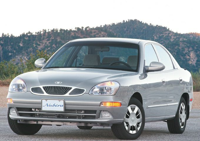 2001 Daewoo Nubira