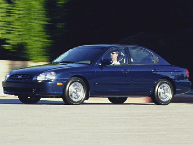 2001 Hyundai Sonata