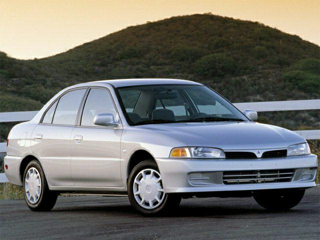 2001 Mitsubishi Mirage