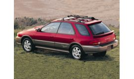 2001 Subaru Impreza Outback Sport