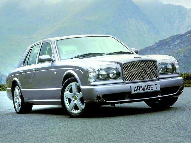 2003 Bentley Arnage