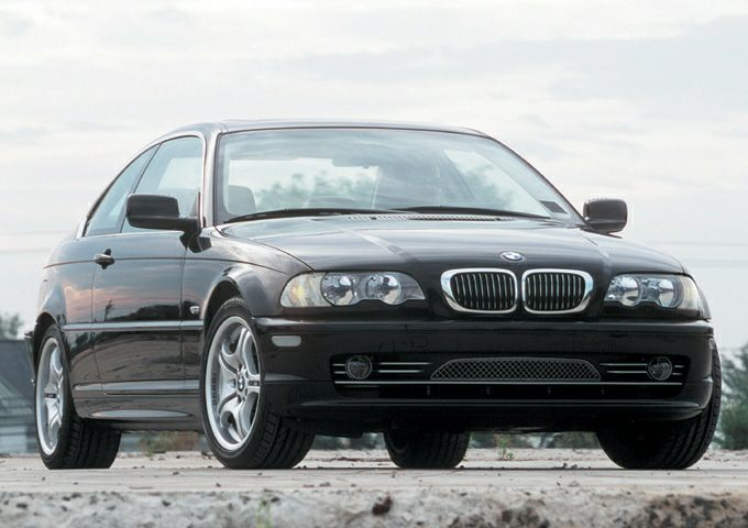 2002 BMW 325