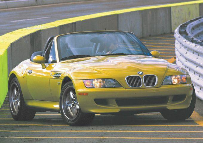 2002 BMW M