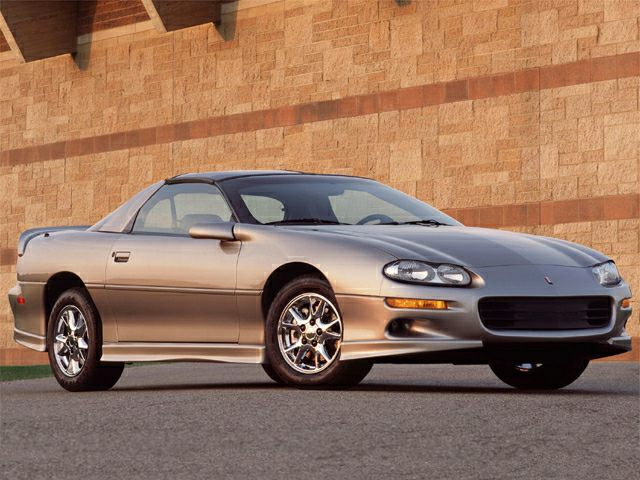 2002 Chevrolet Camaro