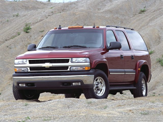 2002 Chevrolet Suburban 2500
