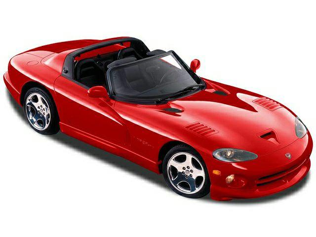 2002 Dodge Viper