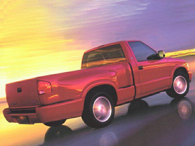 2002 GMC Sonoma