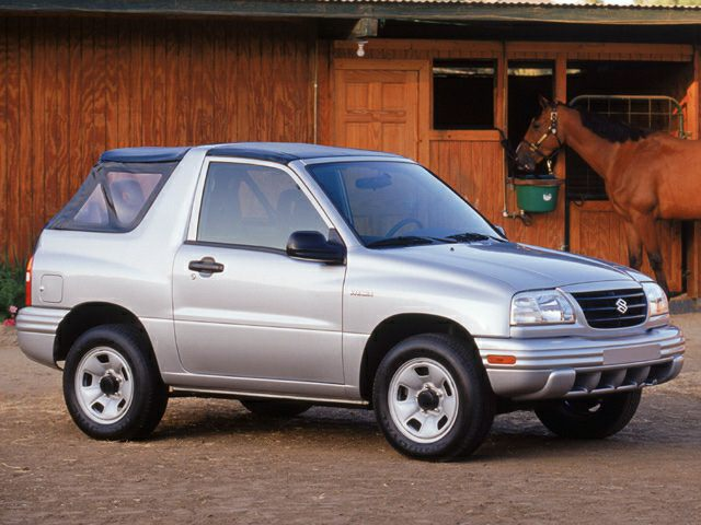 2002 Suzuki Vitara