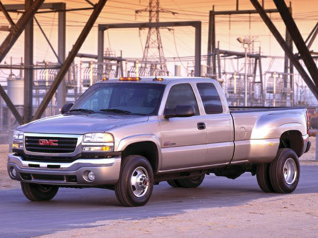 2003 GMC Sierra 3500