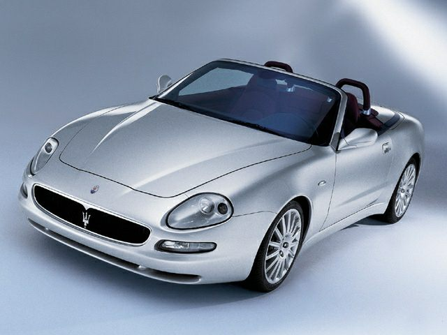 2004 Maserati Spyder