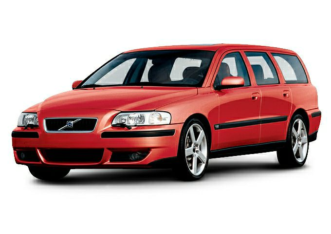 2004 Volvo V70