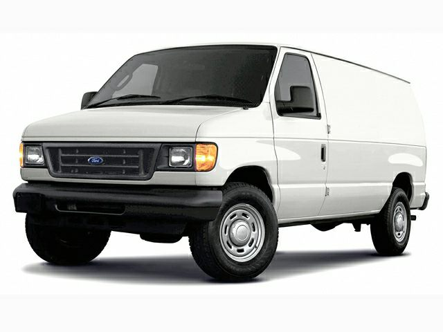 2005 Ford E-150