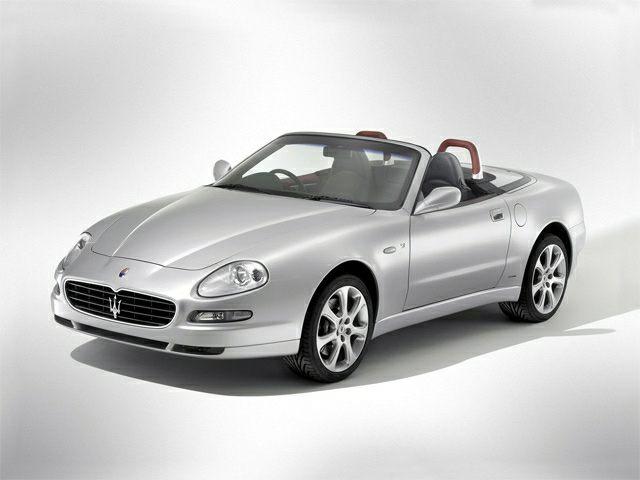 2006 Maserati Spyder