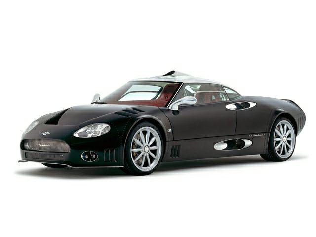 2006 Spyker C8 Double 12 S