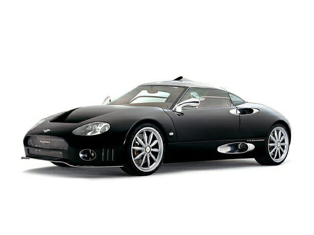2006 Spyker C8 Laviolette
