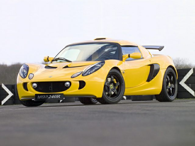 2007 Lotus Exige