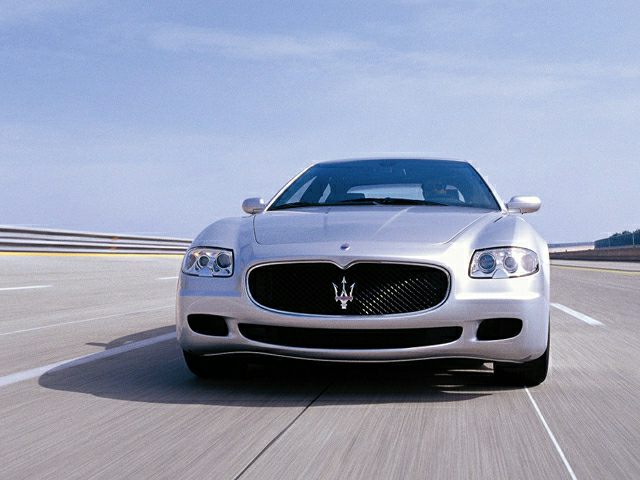 2007 Maserati Quattroporte