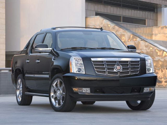 2013 Cadillac Escalade EXT All-wheel Drive Base