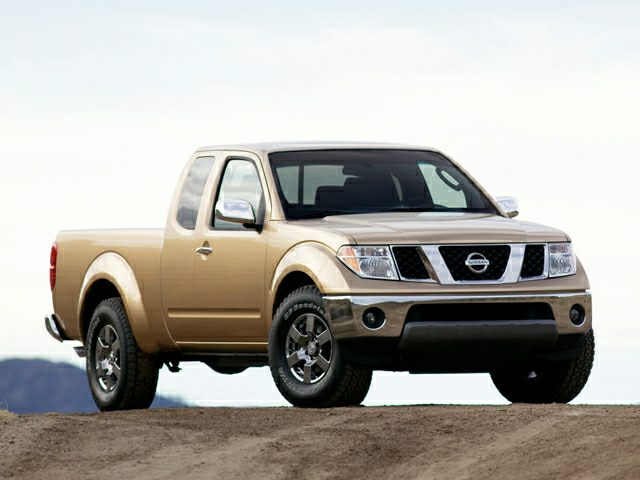 2013 Nissan Frontier 4x2 King Cab 6 ft. box 125.9 in. WB S