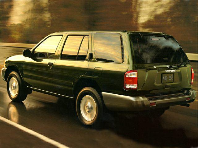 1999.5 Nissan Pathfinder