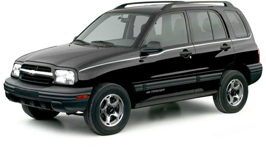 2000 Chevrolet Tracker