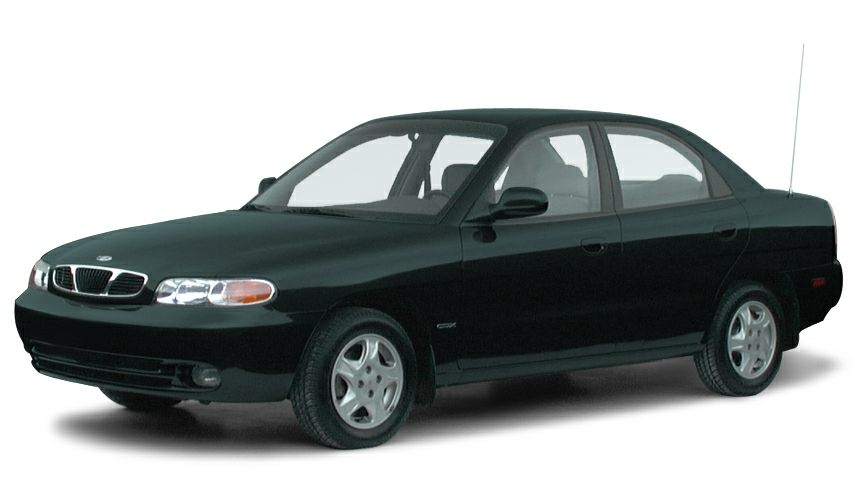 2000 Daewoo Nubira
