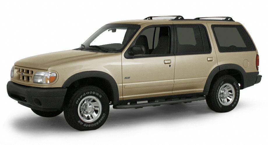 2000 Ford Explorer