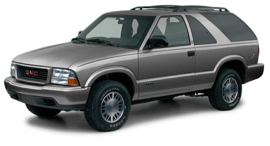 2000 GMC Jimmy