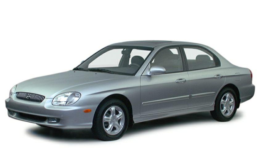 2000 Hyundai Sonata