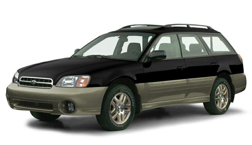 2000 Subaru Outback