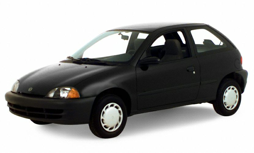2000 Suzuki Swift