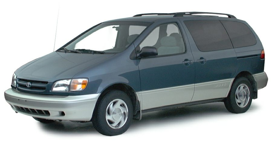 2000 Toyota Sienna