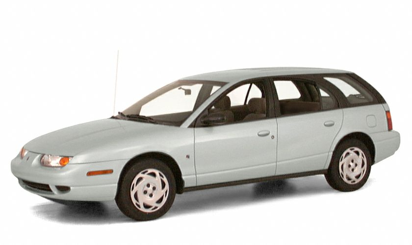 2001 Saturn SWP