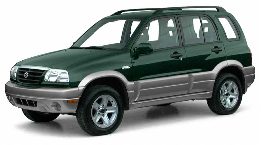 2001 Suzuki Grand Vitara