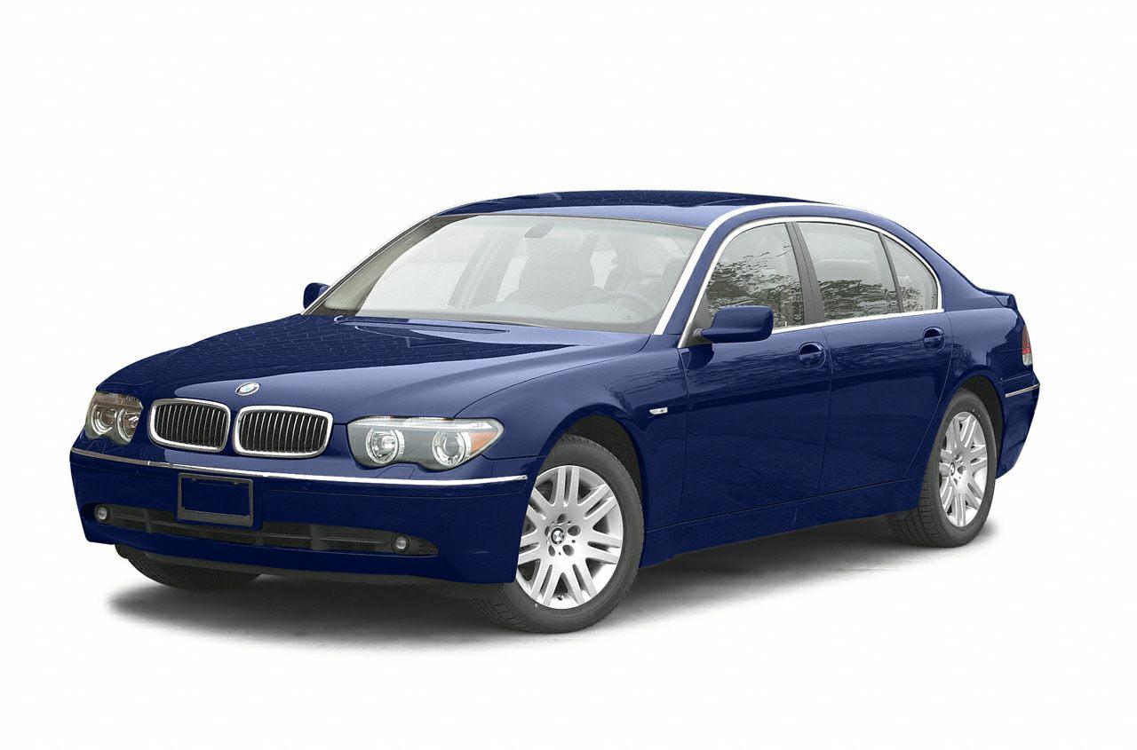 2002 BMW 745
